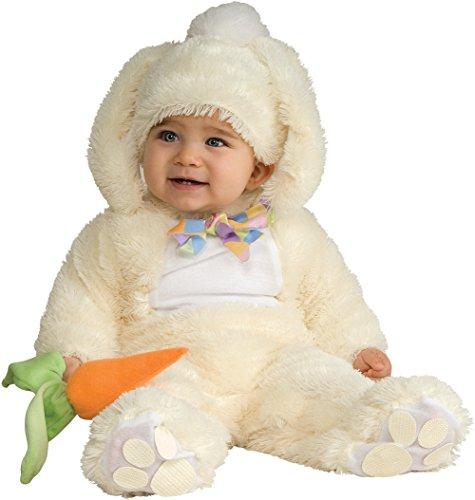 Character Creations Costumes (Rubie's Costume Baby Bunting Vanilla Bunny Costume, Vanilla, 12-18 Months)