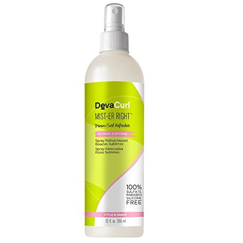 DevaCurl Mist-er Right Lavender Curl Revitalizer Hair Sprays