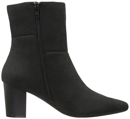 Rockport Women's Gail Patch Ankle Bootie Black Suede free shipping professional discount new styles J0I6S8Q