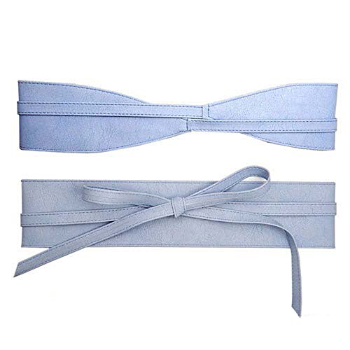 light blue belt womens - 2