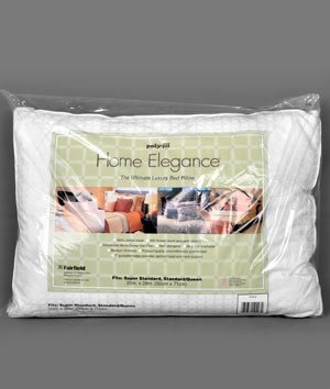 Fairfield Home Elegance Box Edge Pillow, 20 by 28 by 2-Inch by Fairfield