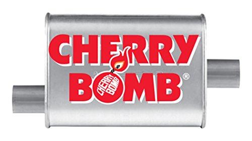 (AP Exhaust AP16808CB Cherry Bomb Turbo Muffler)