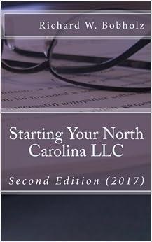 Starting Your North Carolina LLC