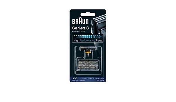 Braun P30B Series 3 SmartControl - Cabezal con lámina y bloque ...