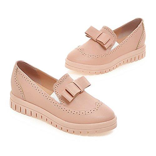 Primavera dulce arco agregando zapatos alto/Corte de base plana bajo zapatos/Zapatos del estudiante B