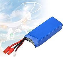 MPTECK @ 2x Batería Lipo de repuesto 7,4V 2000mAh para RC ...