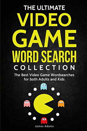 The Ultimate Video Game Word Search Collection: The for sale  Delivered anywhere in USA
