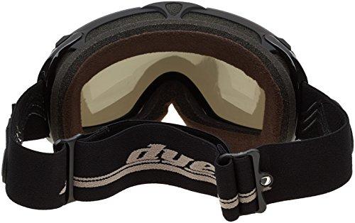Dye Snow T1 Biittner Masque de ski Noir