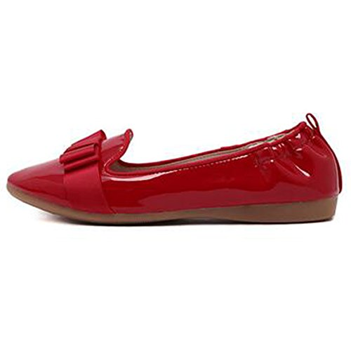 SUNAVY - Ballet Mujer rojo claro