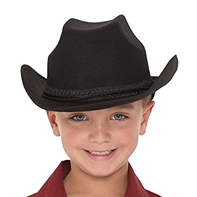 Black Cowboy Hat - Child: Toys & Games