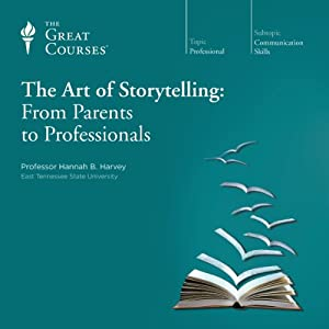 The Art of Storytelling: From Parents to Professionals Lecture