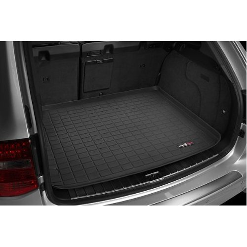 - 2012-2015 Honda Civic [Sedan] WeatherTech Cargo Liner (Black) [Non-Hybrid]