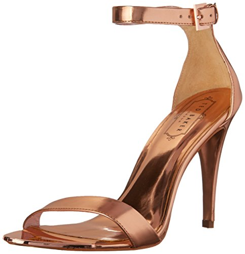Ted Baker Women Juliennas Dress Sandal Light Pink/Metallic