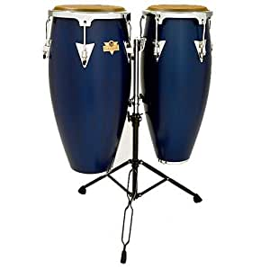 Amazon Com Lp Caliente Series 10 Quot And 11 Quot Congas With