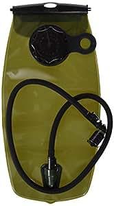 Source Tactical WXP 2-Liter Hydration Reservoir System with Storm Valve, Black
