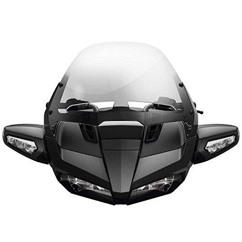 Can-Am Spyder F3-T, F3 Limited NEW 2016 Tall Boy Windshield Wind Screen 219400596 ()