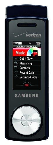 Samsung Juke Phone, Blue (Verizon Wireless)