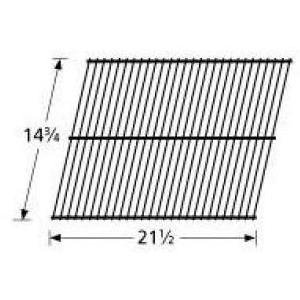 Music City Metals 92401 Steel Wire Rock Grate Replacement for Select Gas Grill Models by Charmglow, Great Outdoors and Others ()