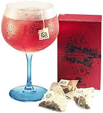Aromas Naturales para tónicas y Ginebra Premium. Para tus fiestas, party, en caja regalo para hombre