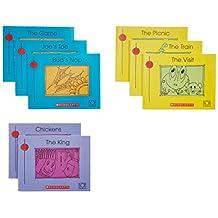 Bob Books Set 5- Long Vowels: Box Set