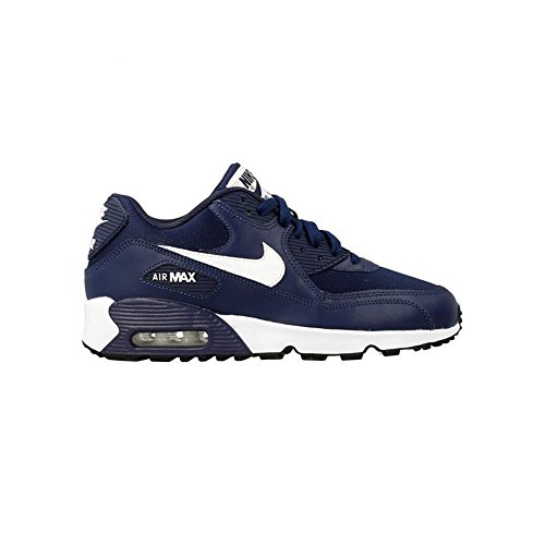 Nike Midnight Navy/White-Black, Zapatillas de Deporte para Niños Azul (Midnight Navy / White-Black)