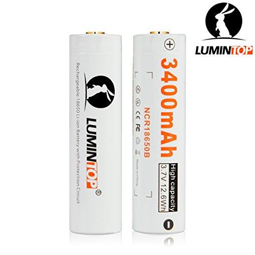 18650 battery panasonic protected - 4
