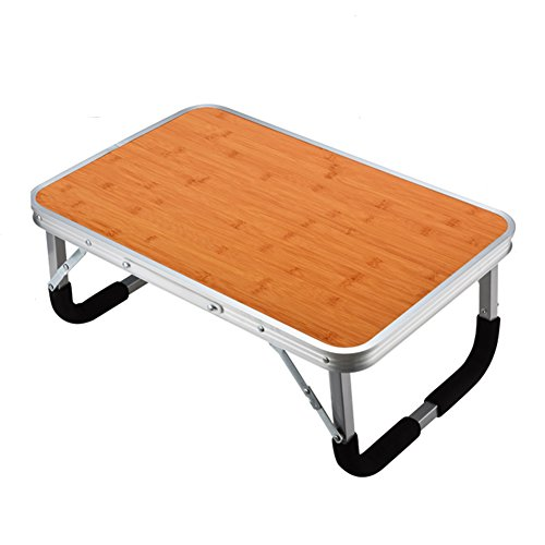 PENGFEI Laptop Stand for Desk Foldable Multifunction Portable Bed Lazy Table College Students Dorm Room Reading Book, 6 Colors (Color : 5#) by PENGFEI-xiaozhuozi (Image #3)