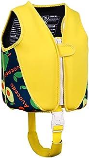 Boglia Toddler Swim Vest, Floaties for Toddlers, Kid Vest Floation Swimsuit Swimwear with Adjustable Safety St