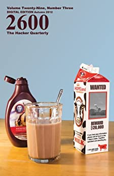 2600 Magazine: The Hacker Quarterly - Autumn 2012 (English Edition) por [2600 Magazine]