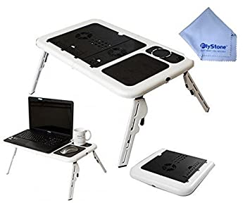 Amazon.com: flystone® Portátil Mesa Plegable Buddy e-table ...