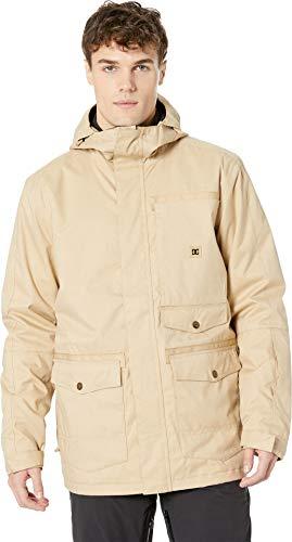 DC Men's SERVO Snow Jacket, Incense S