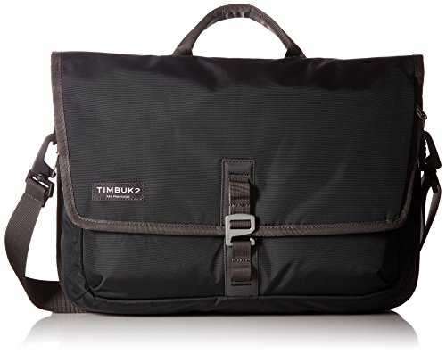 Timbuk2 Transit Briefcase, Jet Black, One Size