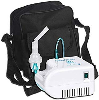 Ultra Compact Cool Mist Asthma Compressor For Home Use