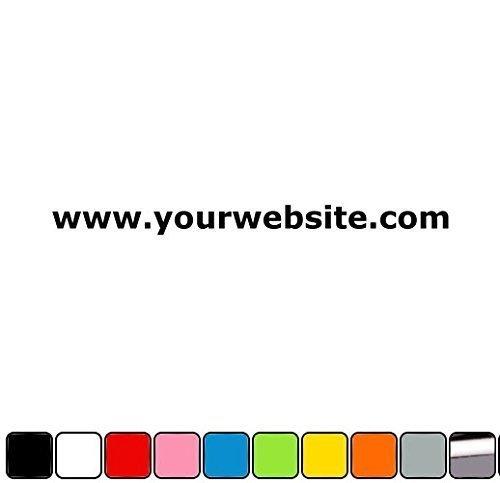 Website Advertising / Promotion Decals