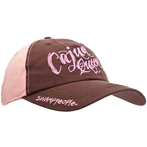 le - Mens - Cajun Queen Pink Adjustable Baseball Cap Pink ()