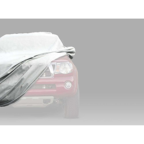 Pilot Automotive CC-6711S Light Grey Car Cover for Full Size Pick Up Truck