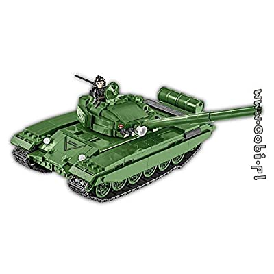 COBI Historical Collection: T-72 Tank: Toys & Games