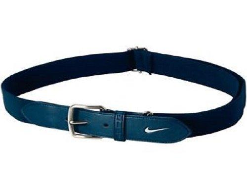 Nike Youth Baseball Belt,Osfm(Gorge Green/White)