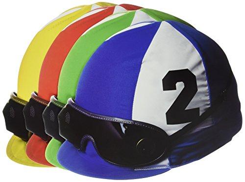 Jockey Helmet Cutouts   (4/Pkg)