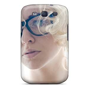 Awesome OfmjN3700ZrAUc Shopfavor Defender Tpu Hard Case Cover For Galaxy S3- Blondes Girls White Glasses