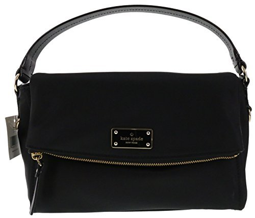 Kate Spade New York Blake Avenue Miri Handbag Satchel Shoulder Bag (Black) by Kate Spade New York