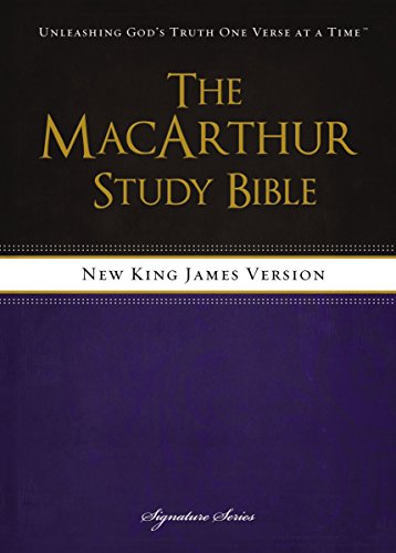 (NKJV, The MacArthur Study Bible, eBook: Revised and   Updated Edition)