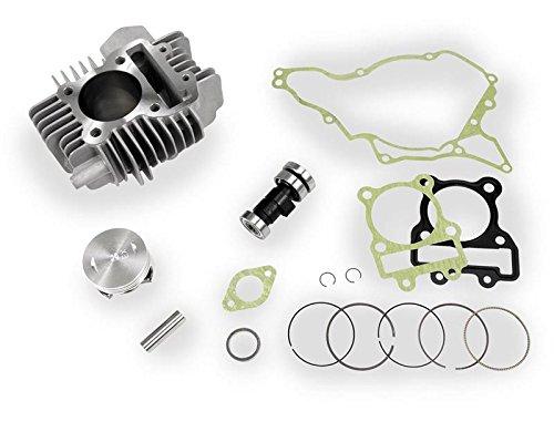 BBR Motorsports Repl Gasket Kit for 143cc Big Bore Kit KLX110 Suz DR-Z110 03-12