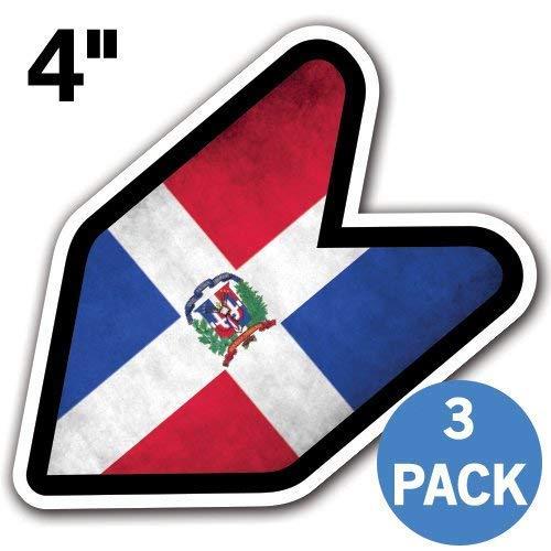 MFX Design Magnet [3 Pack] Dominican Republic - 4