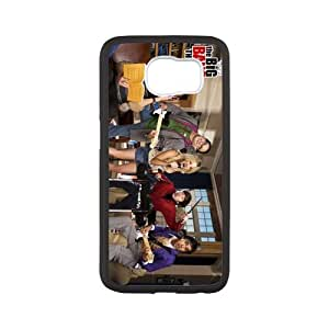 SamSung Galaxy S6 Phone Case for Classic theme The Big Bang Theory pattern design GCTTBBT806158