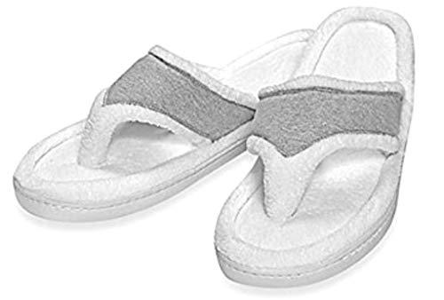 Elizabeth Arden Ultimate Spa Memory Foam Slippers