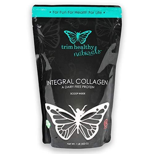 Trim Healthy Mama Integral Collagen 16oz (3 Bags) Dairy and pork FREE Protein Powder