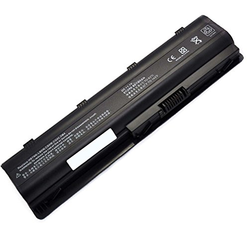 YNYNEW Replacement Laptop Battery for HP Pavilion dm4 dm4t g4 g4t g6 g6s g6t g6x g7 g7t g4-1000 g4t-1000 CTO g4t-1100 CTO g6-1000 g7-1000 g7t-1000 CTO Series MU06 MU09 MU06XL MU09XL ()