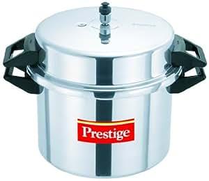 467fece65 Prestige Popular Aluminium Pressure Cooker, 20 Liters ...
