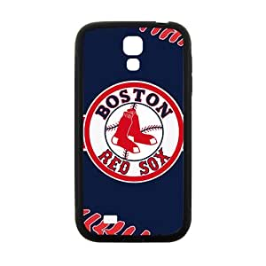Boston Red Sox White Phone Case for SAMSUNG S4